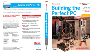 Building the Perfect PC, 2nd Edition, cover image
